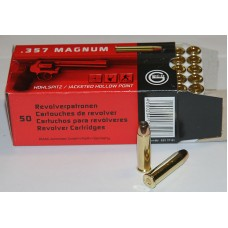 Geco .357Mag 158gr HP