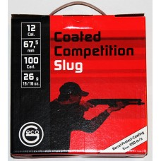Geco COATED COMPETITION SLUG  4 Stück