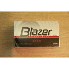 CCI Blazer HV .22 LR  40 gr.