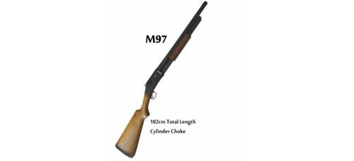 NORINCO M97 (1897) 12/70  Magazinkapazität: 5+1 Patronen