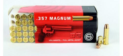 Geco .357 Mag.  FMJ  10,2 g/158 gr.