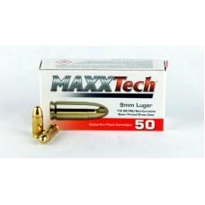 MAXXTech 9 x 19 FMJ 115 gr.