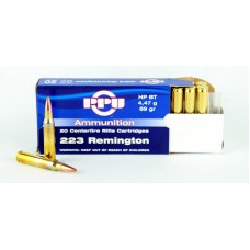 PPU  .223 Remington  HP BT  4,47 g/69 gr.