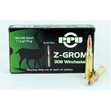 PPU .308 Winchester Z - GROM  TINCORE  BULLET  11,0 g/170 gr.
